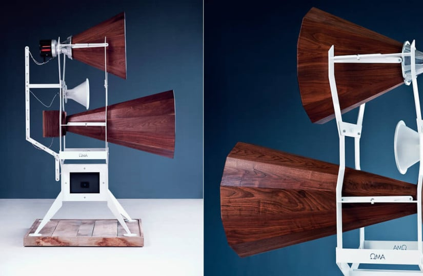 Ultimate Speaker by OMA