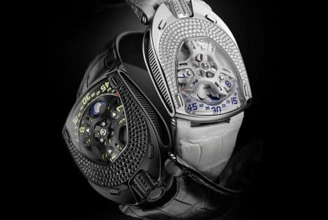 Urwerk UR-106 Lotus Luxury Watch