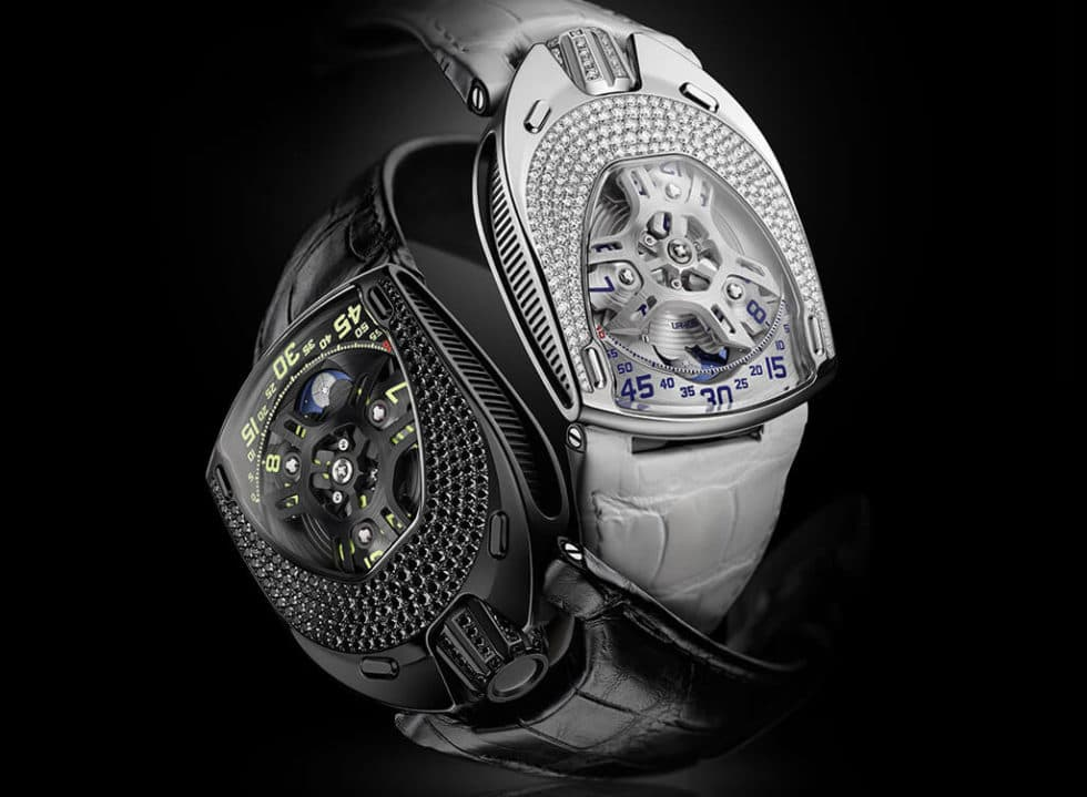 Urwerk UR-106 Lotus Luxury Watch