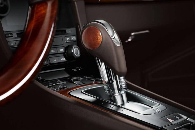 Wood Interior, Porsche Exclussive 911