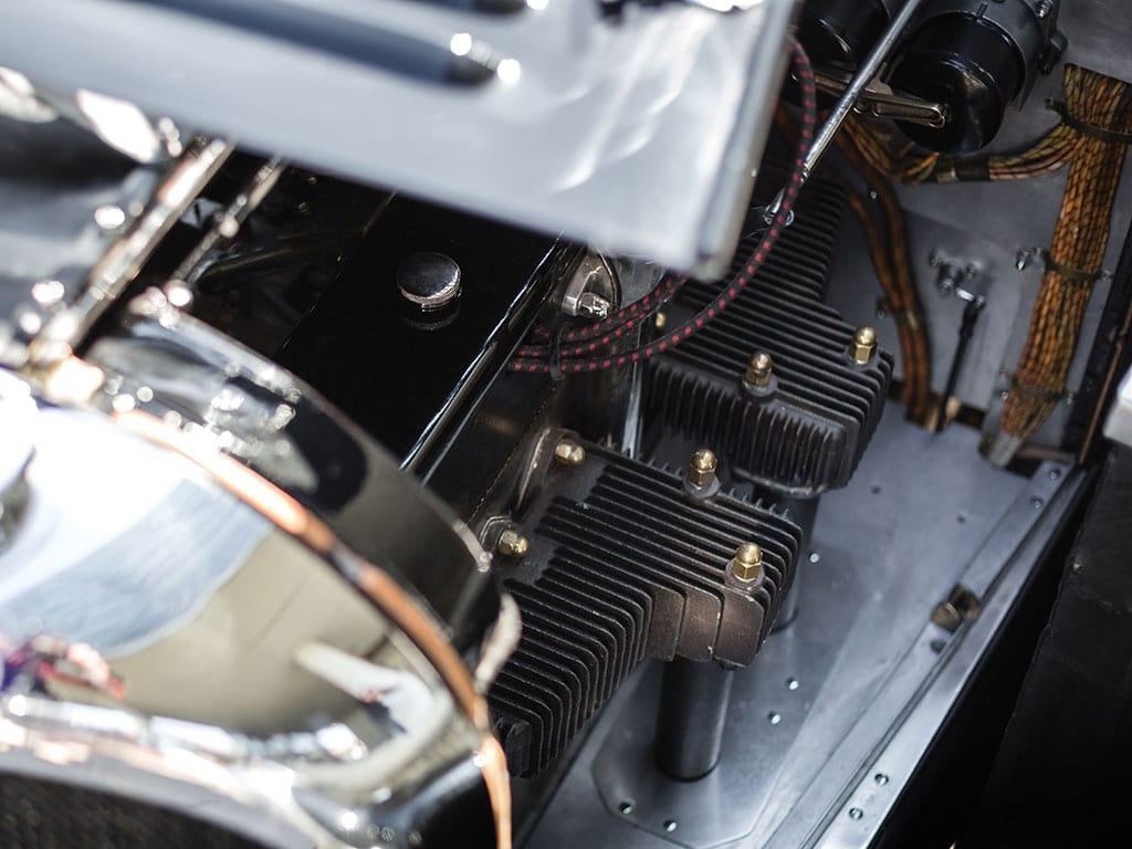 1927 Avions Voisin C14 Lumineuse, Engine