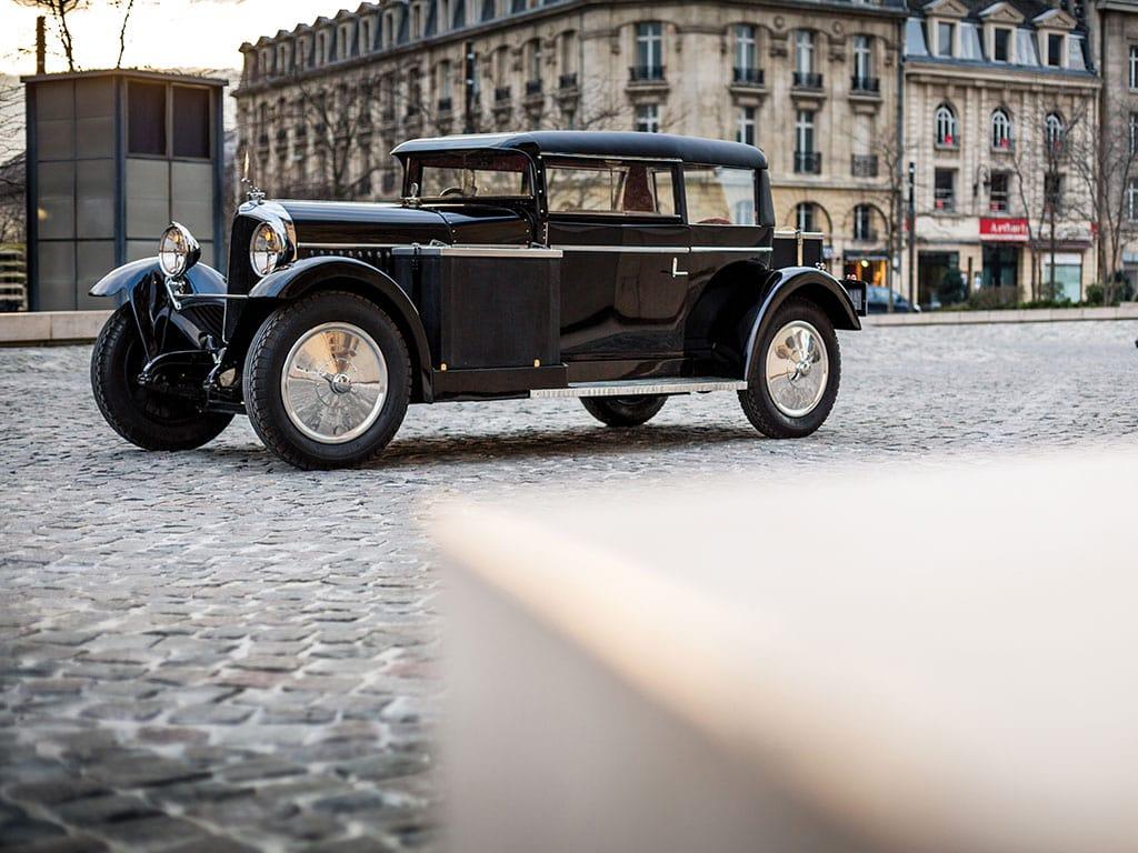 1927 C14 Lumineuse by Voisin