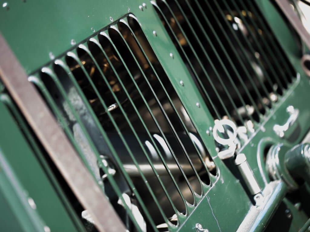 1928 Bentley 4 ½ -Liter Tourer with Vanden Plas Body Style