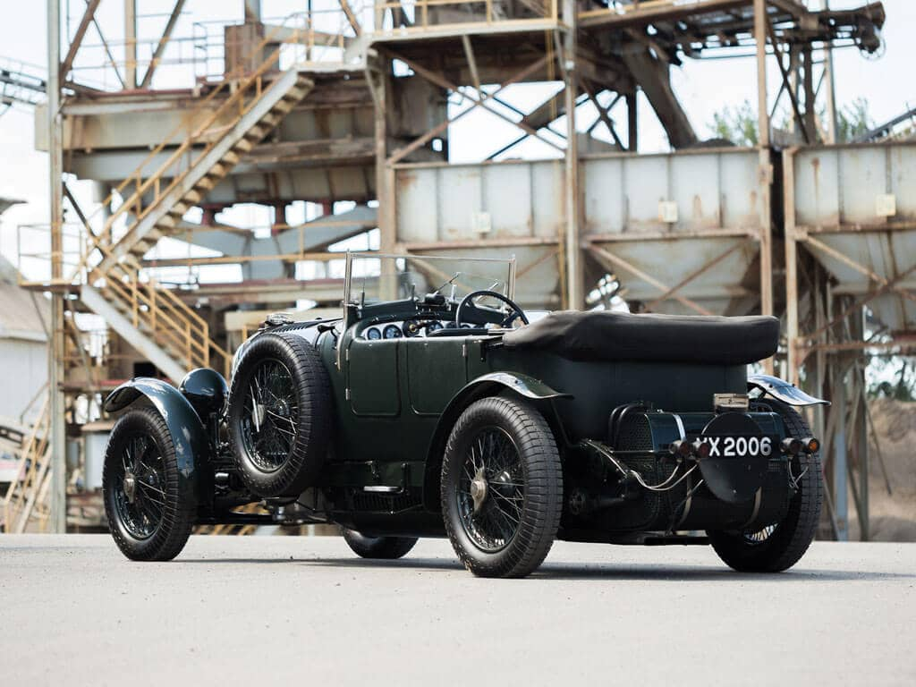 1928 Bentley 4 ½ -Liter Tourer