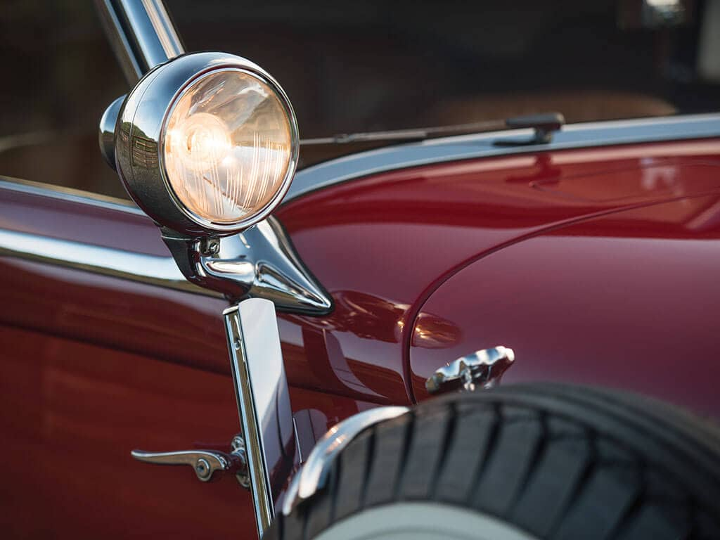 1939 Mercedes-Benz 540 K Spezial Cabriolet A Light