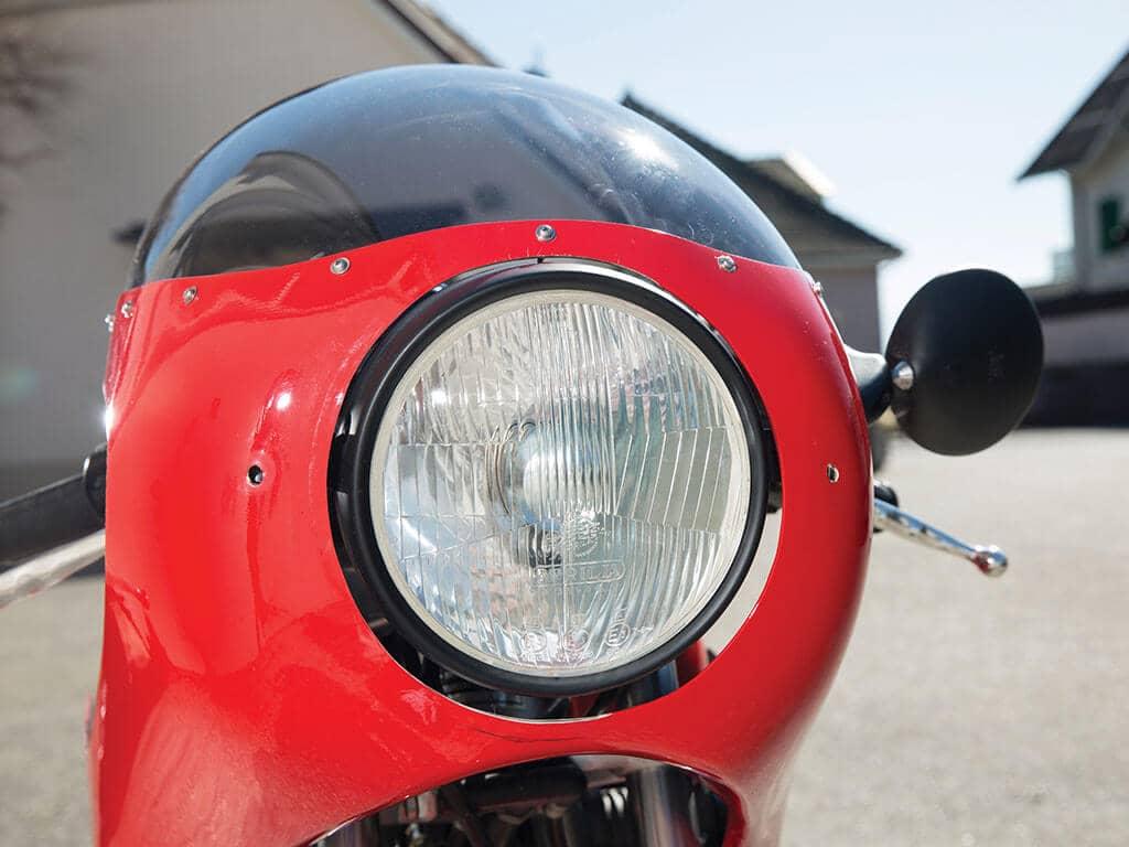 1977 MV Agusta 750 S America Light