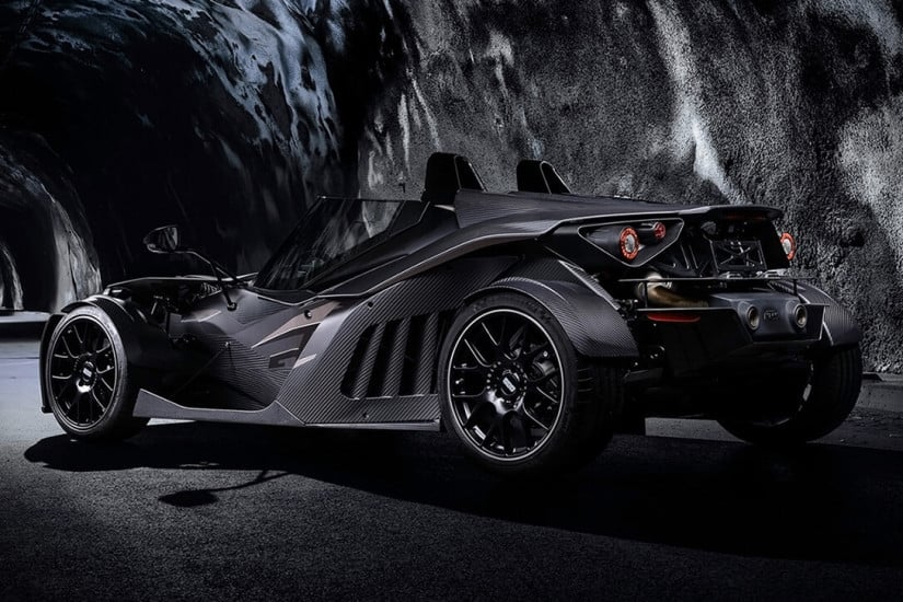 2016 KTM X-Bow GT Black Edition, Side View