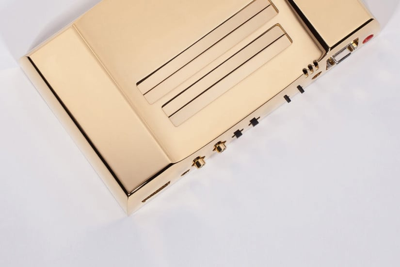 24K Gold Nintendo Entertainment System, Limited Edition