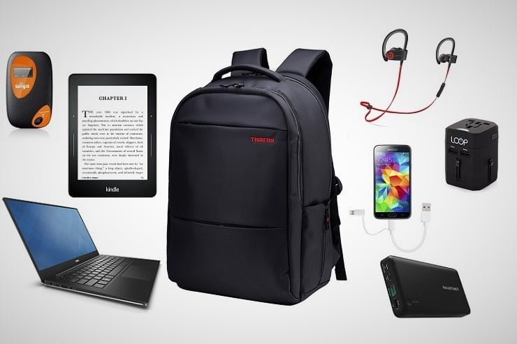 8 Essential Tech Gadgets for Travelling