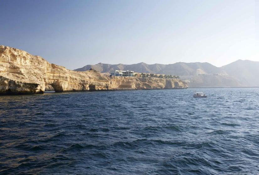 Arabian Sea Panorama, Luxury Resort