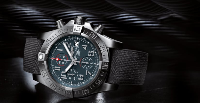 Avenger Bandit Timepiece by Breitling