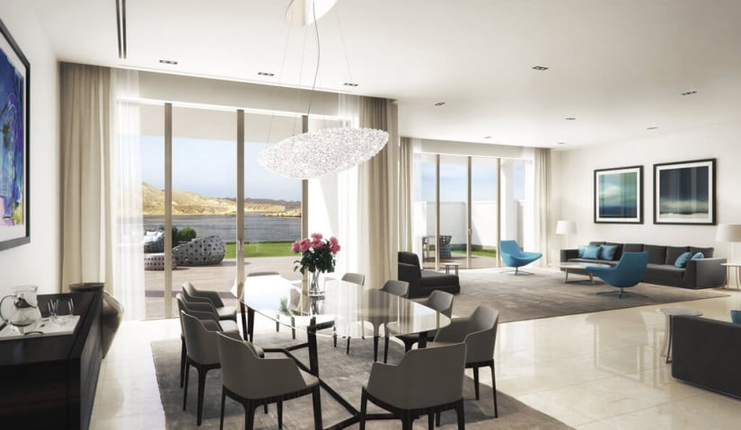 Barr Al Jissah Luxury Resort, Living