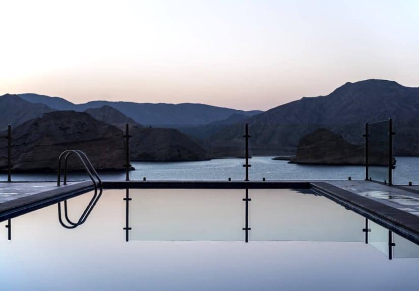 Barr Al Jissah Luxury Resort, Pool