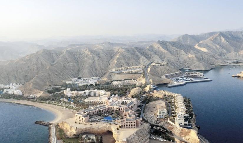 Barr Al Jissah, Oman