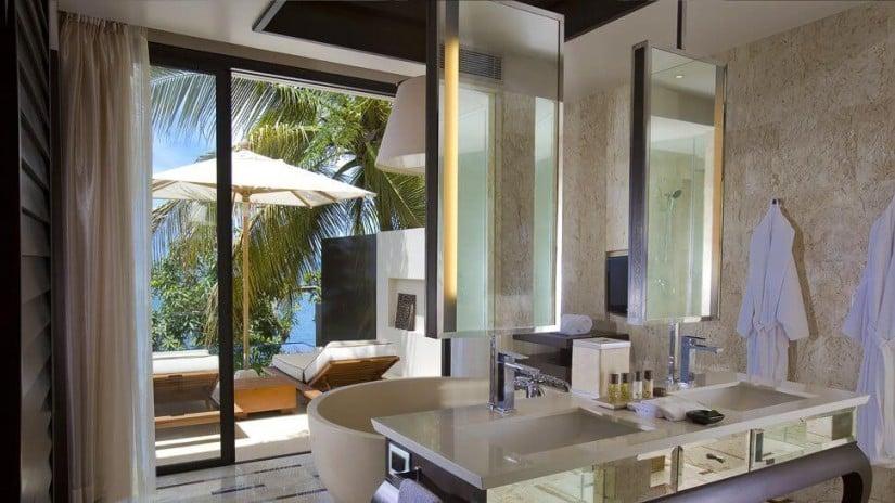 Bathroom, Conrad Koh Samui Resort