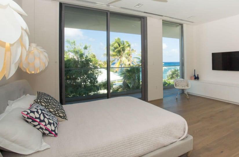 Bedroom, Camden House in the Cayman Islands