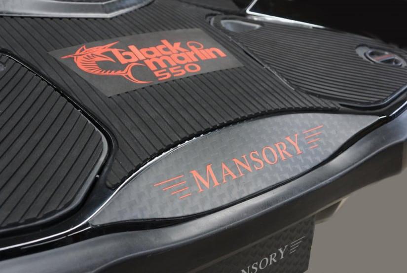Black Marlin 550 Luxury Jet Ski