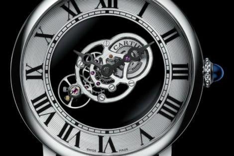 Cartier Rotonde de Cartier Astromysterieux Watch