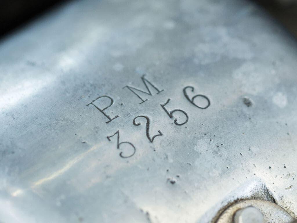 Chassis Number, 1928 Bentley 4 ½ -Liter Tourer