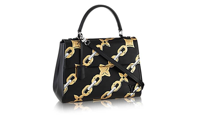 Cluny Luxury Handbag by Louis Vuitton
