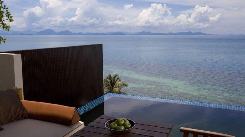 Conrad Koh Samui, Luxury Resort