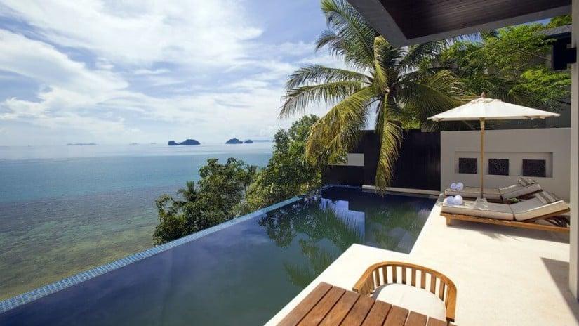 Conrad Koh Samui, Luxury Resort, Pool