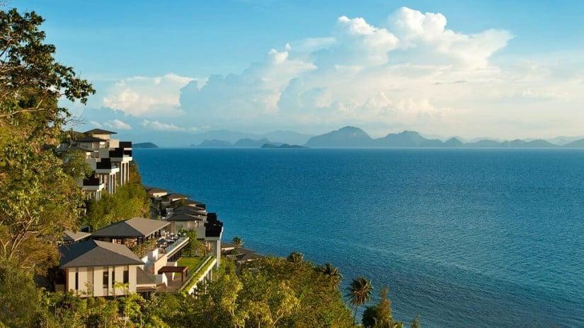 Conrad Koh Samui Resort and Spa, Panorama