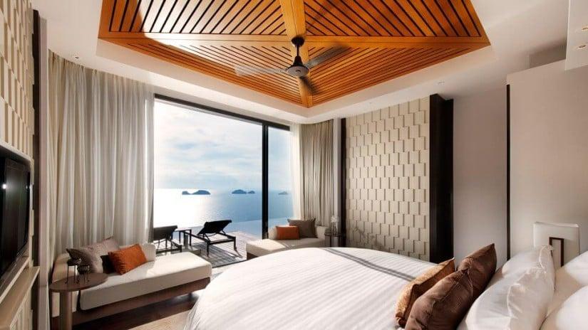 Conrad Koh Samui Resort and Spa, Room View