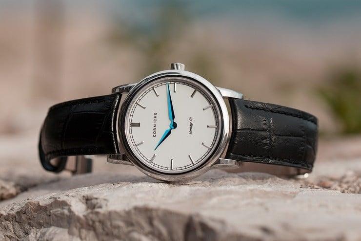 Corniche Heritage 40 Watch 9