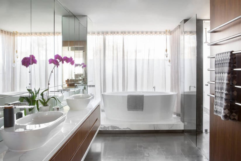 Dampier Residence by Vivendi, Bathroom