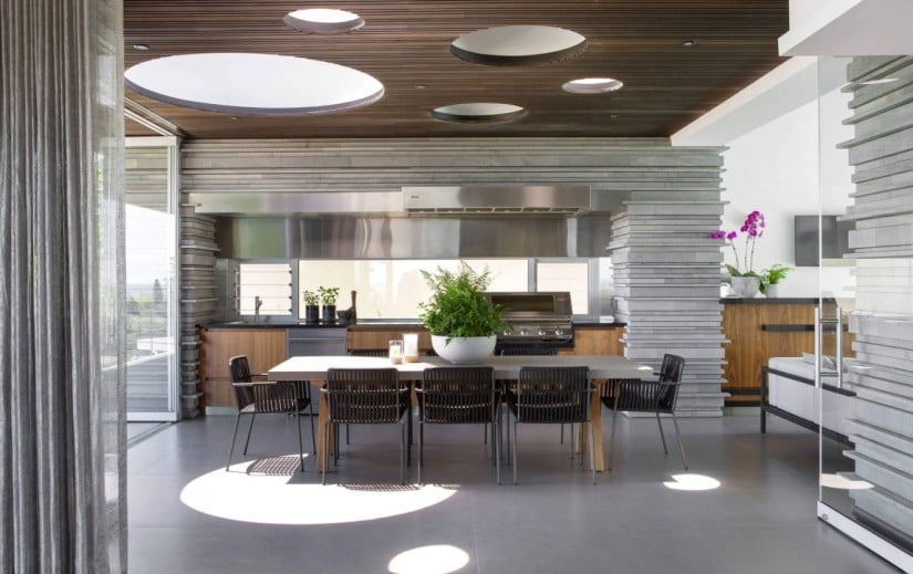 Dampier Residence by Vivendi, Dining Area