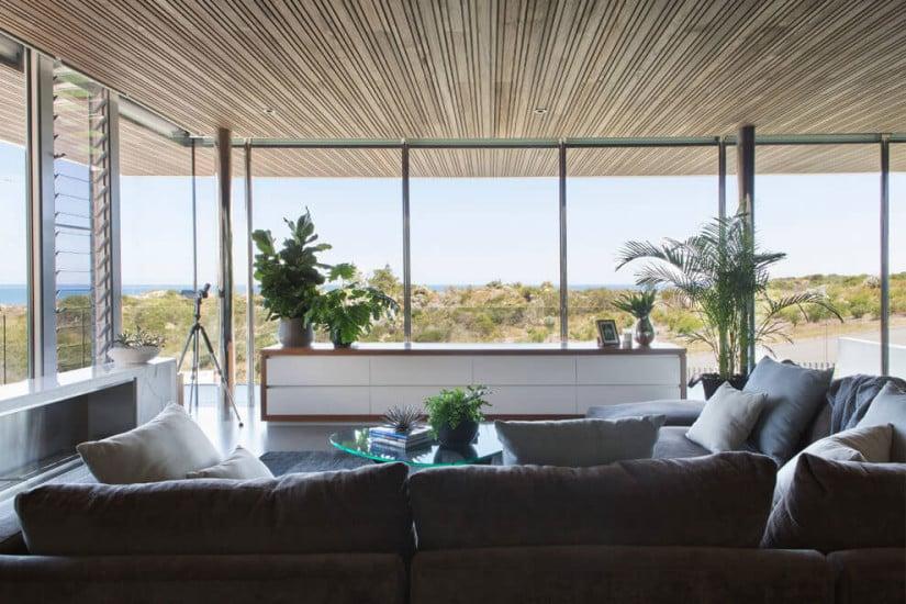 Dampier Residence by Vivendi, Living View