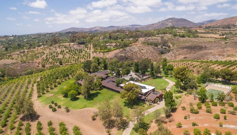 Del Dios Ranch Estate, California