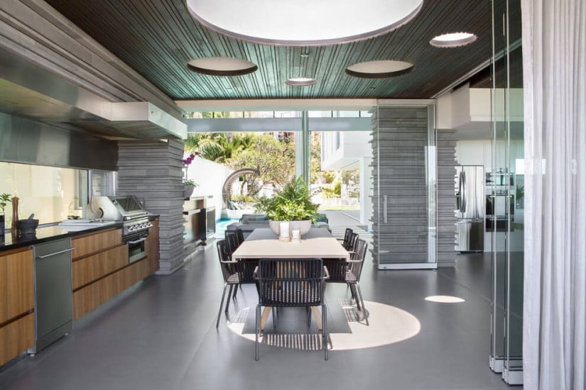 Dining Area, Dampier Residence by Vivendi