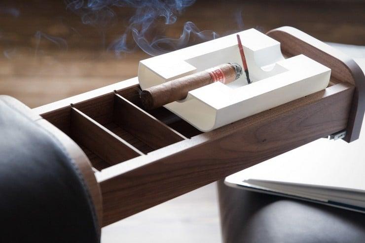 El Purista Smokers Armchair 6