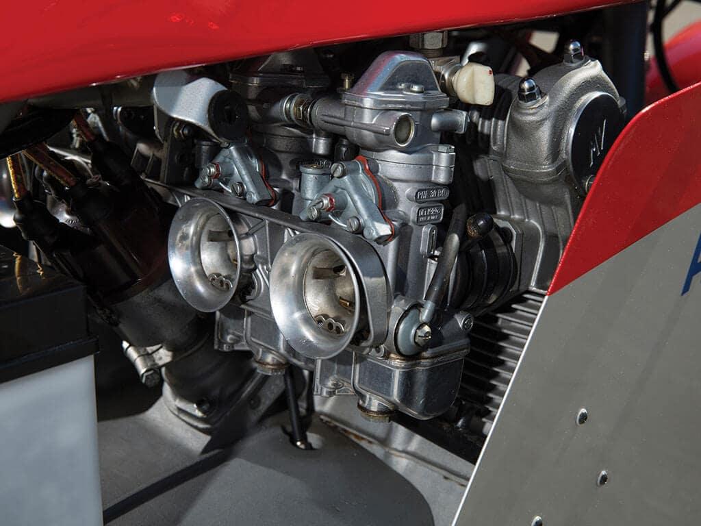 Engine, 1977 MV Agusta 750 S America