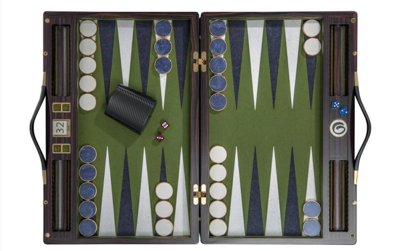 Exclusive Backgammon Set