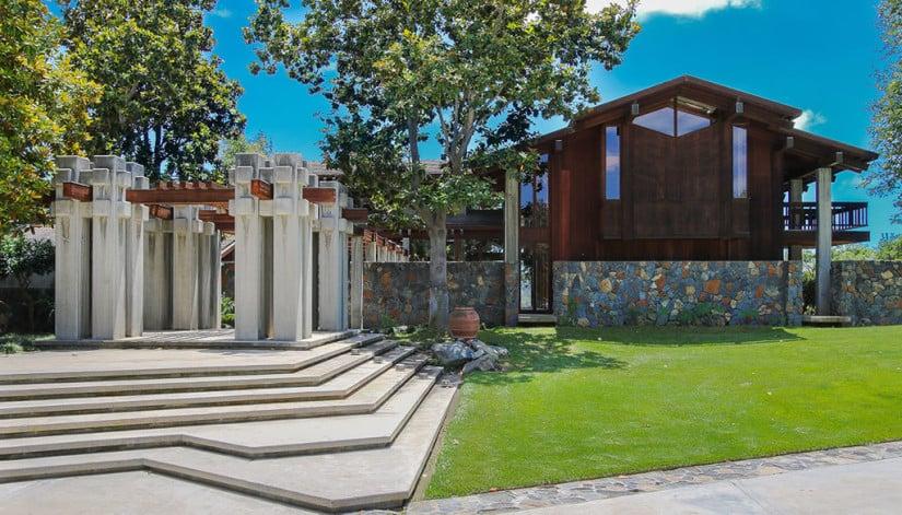 Garden Del Dios Ranch Estate in California
