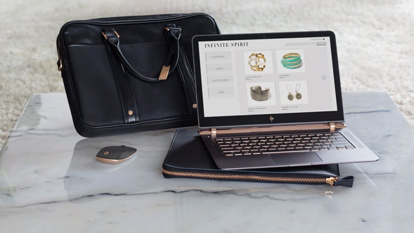 HP Spectre Notebook, World's Thinnest Laptop
