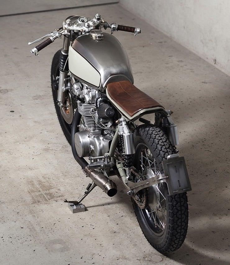 Honda CB450 K5 Cafe Racer by Vagabund Moto 2
