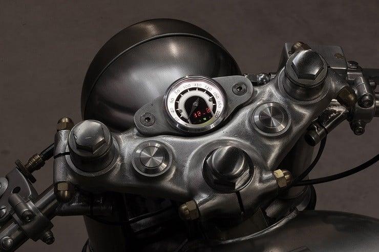 Honda CB450 K5 Cafe Racer by Vagabund Moto 5