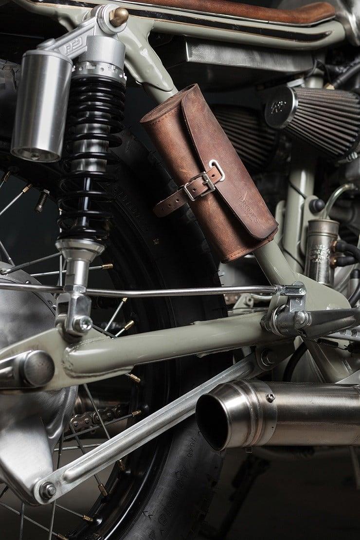 Honda CB450 K5 Cafe Racer by Vagabund Moto 7