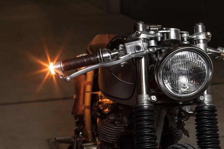 Honda CB450 K5 Cafe Racer by Vagabund Moto 9