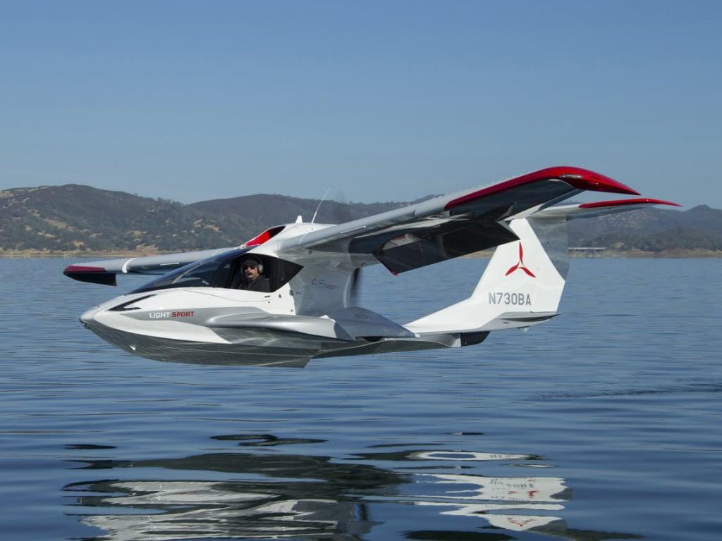 Icon A5 Personal Seaplane