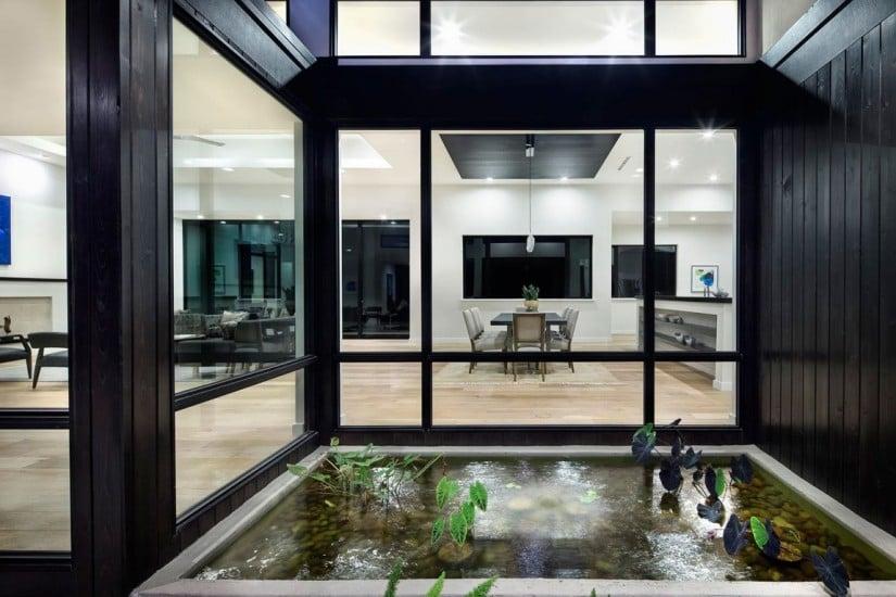 Lakeway Residence in Austin, Windows