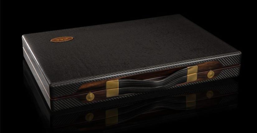 Lieb Manufacktur Luxury Backgammon Set