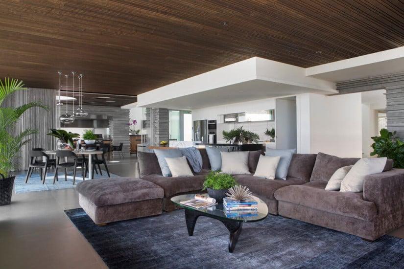 Living Area, Dampier Residence by Vivendi