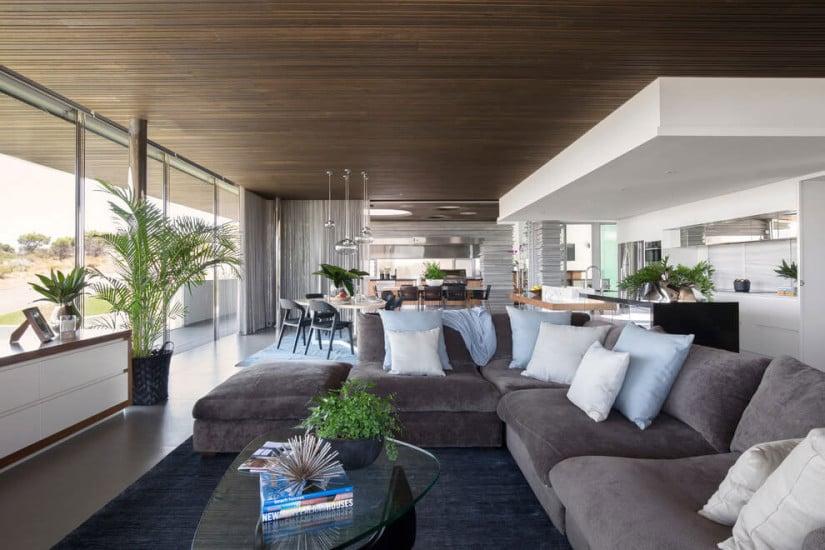Living Room, Dampier Residence by Vivendi