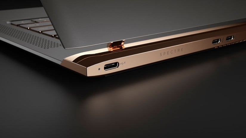 Luxury HP Spectre Notebook