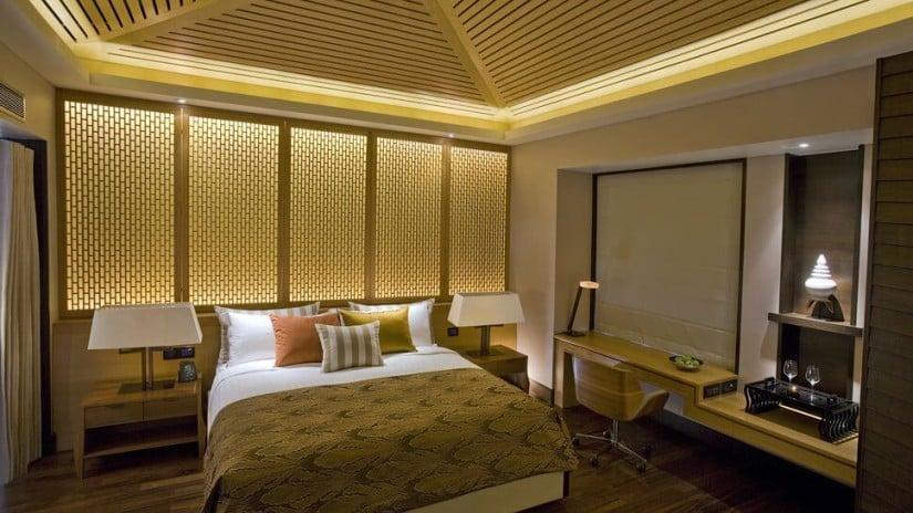 Luxury Resort Conrad Koh Samui, Bedroom